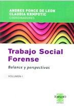 Papel TRABAJO SOCIAL FORENSE I (BALANCE Y PERSPECTIVAS)
