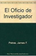 Papel OFICIO DE INVESTIGADOR (ESTUDIOS SOCIALES)