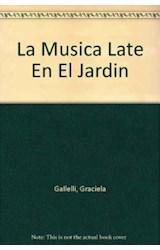 Papel MUSICA LATE EN EL JARDIN LA