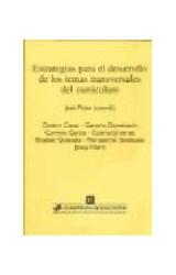 Papel TRANSVERSALIDAD, CONTEXTUALIZACION T GLOBALIZACION DE LA ENS