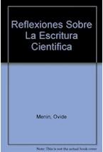 Papel RELFEXIONES ACERCA DE LA ESCRITURA CIENTIFICA