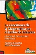 Papel ENSEÑANZA DE LA MATEMATICA EN EL JARDIN DE INFANTES (COLECCION EDUCACION INICIAL)