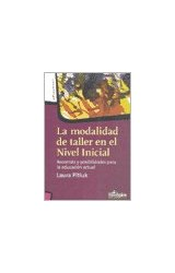 Papel LA MODALIDAD DE TALLER EN EL NIVEL INICIAL