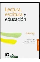 Papel LECTURA, ESCRITURA Y EDUCACION