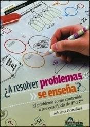 Papel A RESOLVER PROBLEMAS SE ENSEÑA