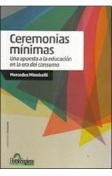 Papel CEREMONIAS MINIMAS