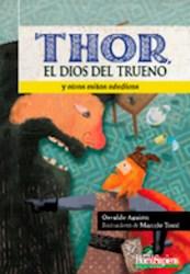 Libro Thor  El Dios Del Trueno