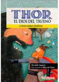 Papel Thor, El Dios Del Trueno Y Otros Mitos Nórdicos (14+)