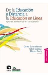 Papel DE LA EDUCACION A DISTANCIA A LA EDUCACION EN LINEA
