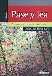 Libro Pase Y Lea