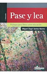 Papel PASE Y LEA