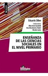 Papel ENSEÑANZA DE LAS CIENCIAS SOCIALES EN EL NIVEL PRIMARIO