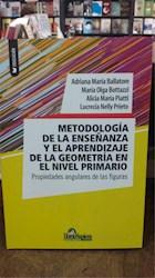 Papel Metodologia De La Enseñanza Y El Aprendizaje De La Geometria En El Nivel Primario