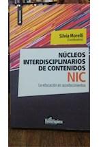 Papel NUCLEOS INTERDISCIPLINARIOS DE CONTENIDOS NIC