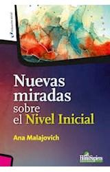Papel NUEVAS MIRADAS SOBRE EL NIVEL INICIAL