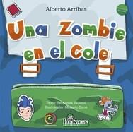 Libro Una Zombie En El Cole