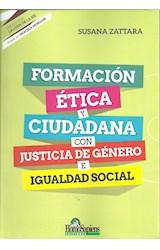Papel FORMACION ETICA Y CIUDADANIA CON JUSTICIA DE GENERO E IGUALD