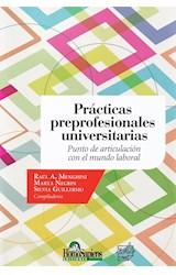 Papel PRACTICAS PREPROFESIONALES UNIVERSITARIAS