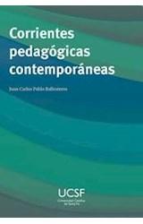 Papel CORRIENTES PEDAGOGICAS CONTEMPORANEAS