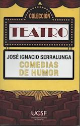 Libro Comedias De Humor