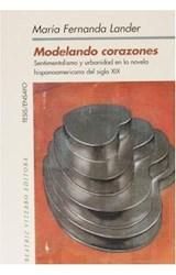 Papel MODELANDO CORAZONES