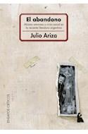 Papel ABANDONO ABISMO AMOROSO Y CRISIS SOCIAL EN LA RECIENTE LITERATURA ARGENTINA (ENSAYOS CRITICOS) (RUS)