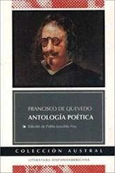 Papel Antologia Poetica Francisco De Quevedo