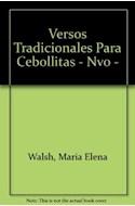 Papel VERSOS TRADICIONALES PARA CEBOLLITAS (BIBLIOTECA MARIA ELENA WALSH)