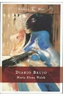 Papel DIARIO BRUJO (BIBLIOTECA MARIA ELENA WALSH)