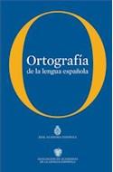 Papel ORTOGRAFIA DE LA LENGUA ESPAÑOLA (RUSTICO)
