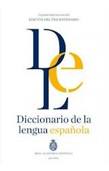 Papel DICCIONARIO DE LA LENGUA ESPAÑOLA [2 TOMOS] (23 EDICION DEL TRICENTENARIO)