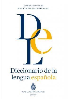 Papel Diccionario De La Lengua Española 2 Tomos
