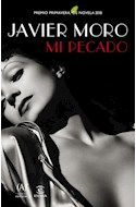 Papel MI PECADO (PREMIO PRIMAVERA DE NOVELA 2018) (RUSTICA)