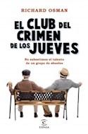 Papel CLUB DEL CRIMEN DE LOS JUEVES