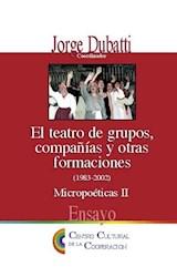 Papel TEATRO DE GRUPOS, COMPAÑIAS Y OTRAS FORMACIONES 1983-2002 MI