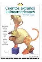 Papel CUENTOS EXTRAÑOS LATINOAMERICANOS ANTOLOGIA