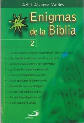 Papel Enigmas De La Biblia 2