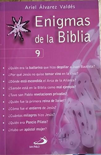 Papel Enigmas De La Biblia 9