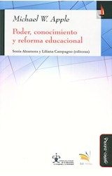 Papel PODER, CONOCIMIENTO Y REFORMA EDUCACIONAL