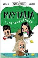 Papel MAYTALIA Y LOS INVENTORES (RUSTICA)