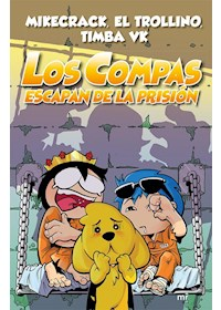 Papel Los Compas Escapan De La Prisión