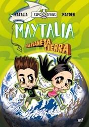 Libro Maytalia Y El Planeta Tierra