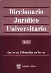 Papel Diccionario Juridico Universitario T 2