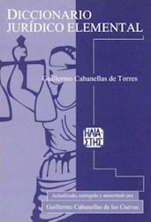 Papel Diccionario Juridico Elemental