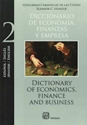 Papel Diccionario De Economia Finanzas Y Empre T2
