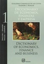 Papel Diccionario De Economia Finanzas Y Empre T 1