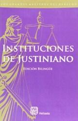 Libro Instituciones De Justiniano