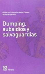 Libro Dumping  Subsidios Y Salvaguardas