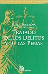 Libro Tratado De Los Delitos Y De Las Penas