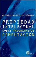 Libro Propiedad Intelectual Sobre Programas De Computacion